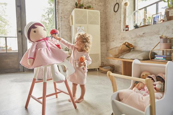 Accessoires poupons et poupées